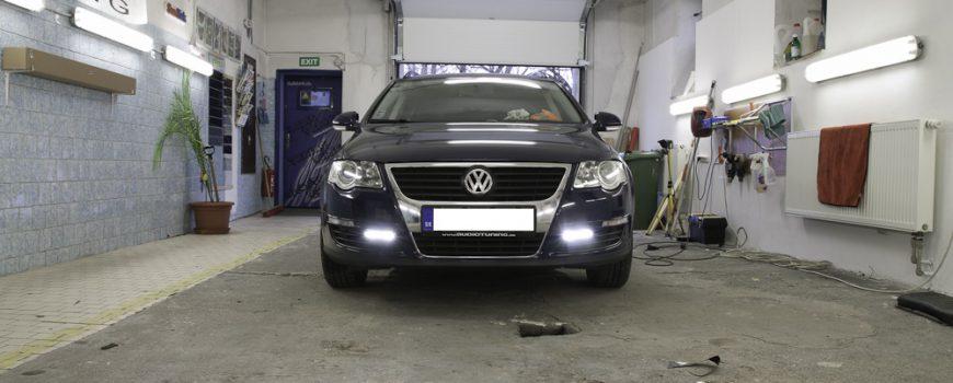 LED DENNE SVIETENIE PHILLIPS VW PASSAT-6078
