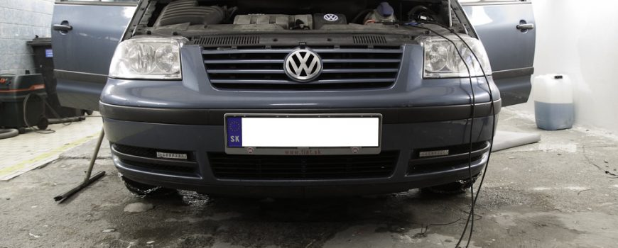 SUBWOOFER ZOSILNOVAC MULTIMEDIA LED DENNE VW SHARAN-6101