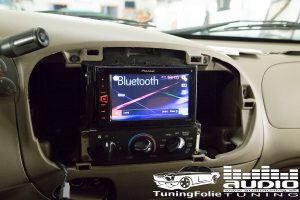 MULTIMEDIA PIONEER FORD F150 2482