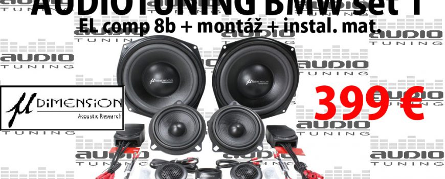 audiotuning bmw set 1