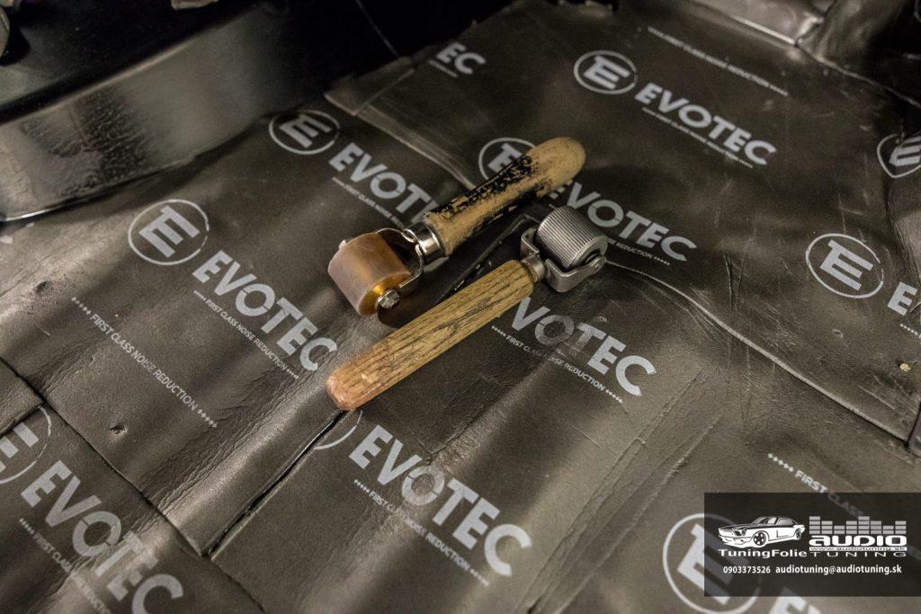 TLMENIE ODHLUCNENIE VW CARAVELLE DRARTEX SILNET COAT EVOTEC -3296
