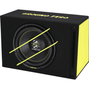 BASS Set Ground Zero monoblok + subwoofer