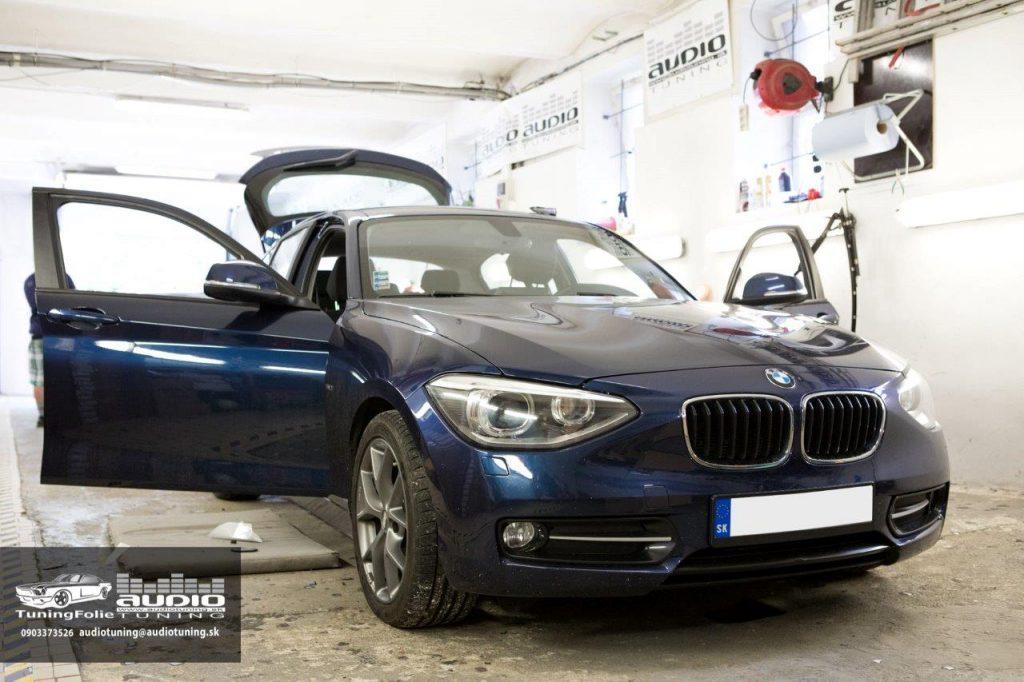 REPRODUKTORY TLMENIE ODHLUCNENIE BMW 1 F20 GROUND ZERO AUTOFUN EVOTEC-8295