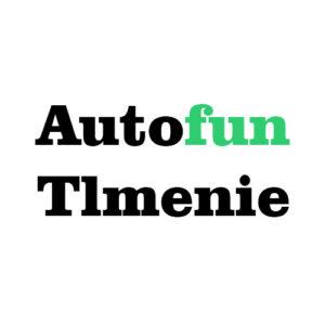 Autofun Tlmenie