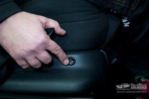 výhrev sedačky