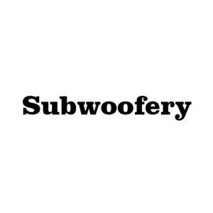 Subwoofery