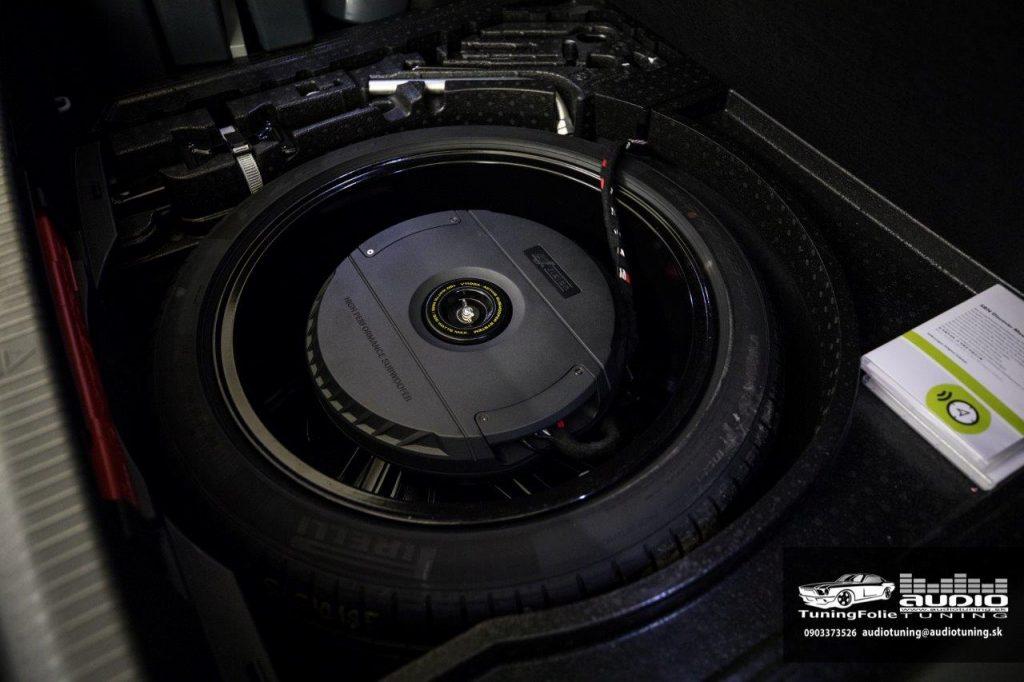 SUBWOOFER DO REZERVY ESX VW ARTEON ESX V1100A-4424-2
