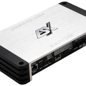 ESX xenium XE6440-DSP - Zosilňovač
