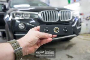 KARBÓNOVÉ VYHRIEVANIE ZADNÝCH SEDADIEL BMW X4