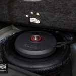 SUBWOOFER DO REZERVY OPEL ASTRA