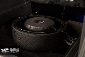 AUDI Q7 DRARTEX EVOTEC GROUND ZERO CRUNCH ESX