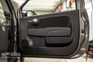 FIAT 595 ABARTH DLS EXCURSION DRARTEX EVOTEC