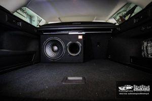 VW PASSAT ALLTRACK DYNAUDIO TLMENIE EVOTEC SUBWOOFER JBL