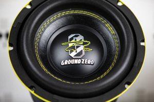 SUBWOOFER GROUND ZERO GZRW 8XSPL